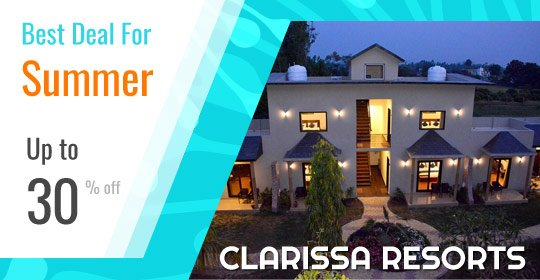 Clarissa Resort Best Deals, Hotels in Corbett