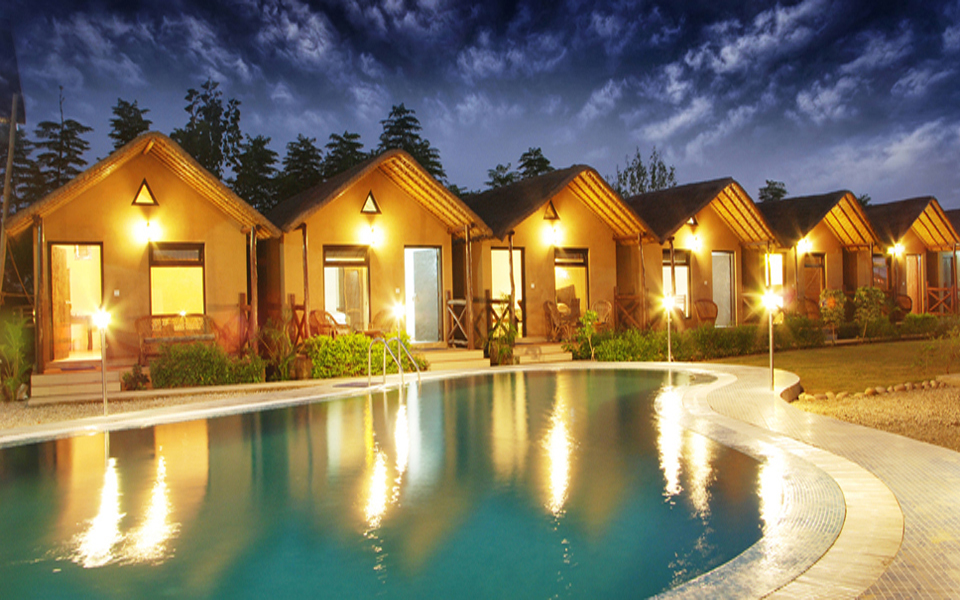 2 Nights Packages From Delhi To Corbett For 3 Star Resorts