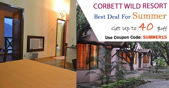 Vanya River Lodge Deal, Resorts in Jim Corbett