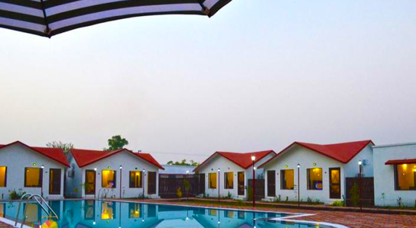 Corbett Holiday forest resort