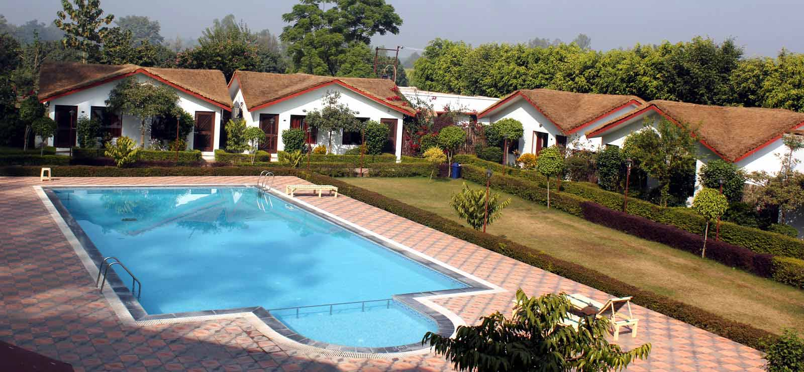 Holiday Forest resort in corbett