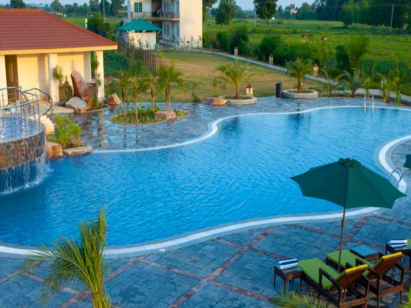 De Coracao Resort In Jim Corbett