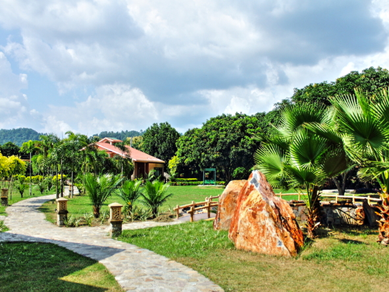 Iris Resort in corbett
