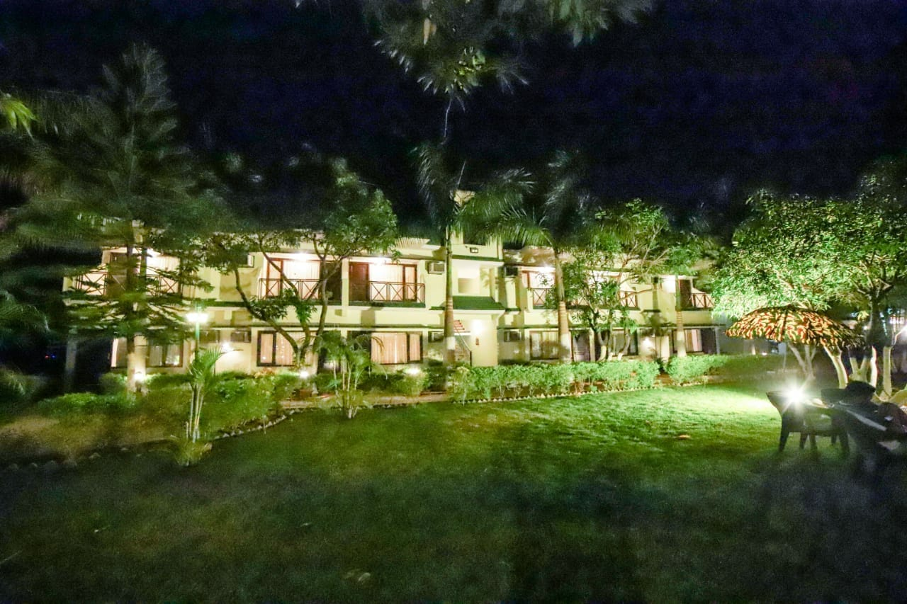 Six Seasons Resort in Jim Corbett