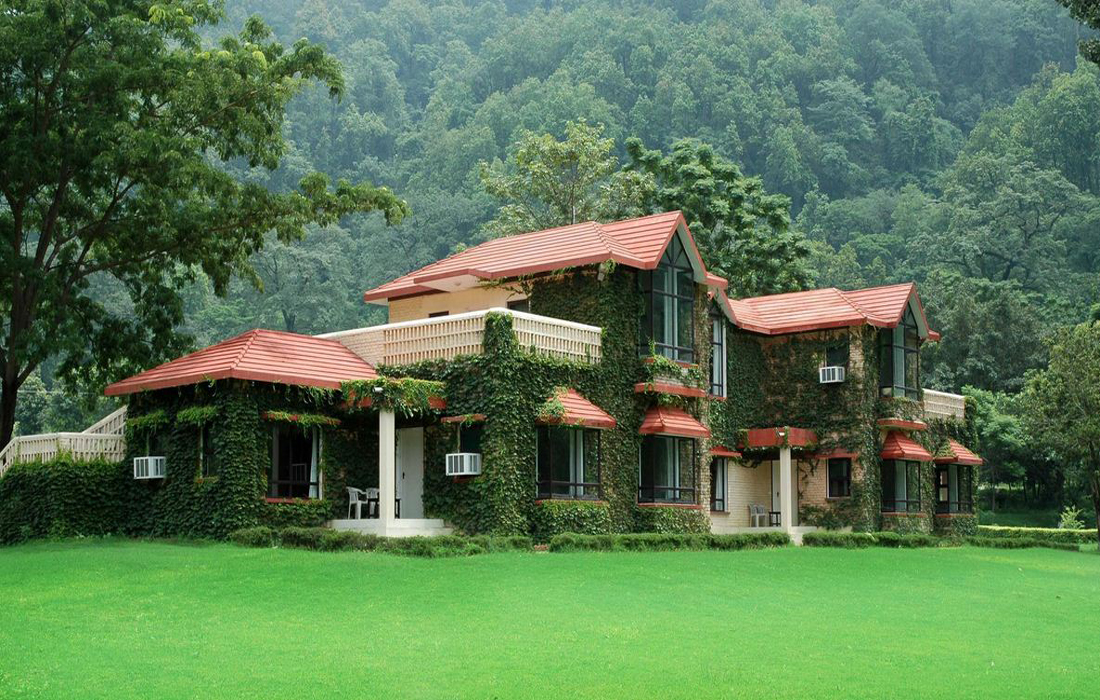 Ramganga resort In Corbett