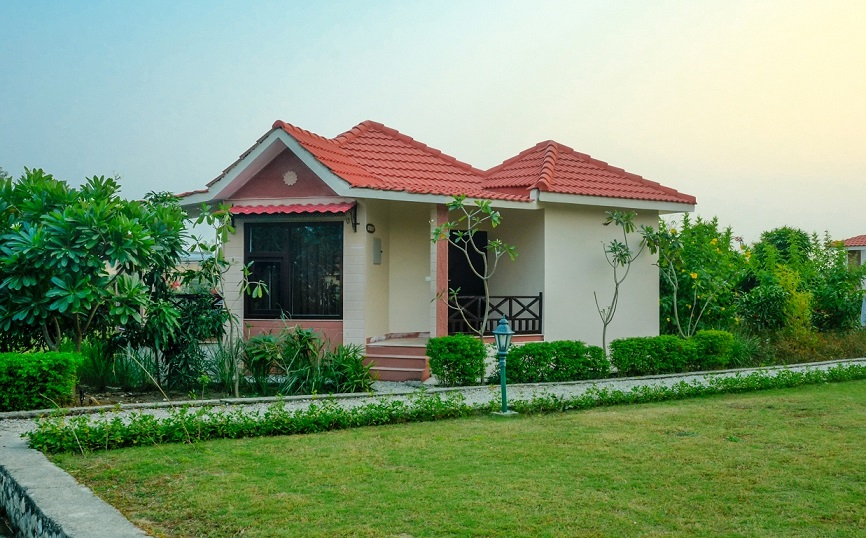 Gajraj Trails Resort in jim Corbett