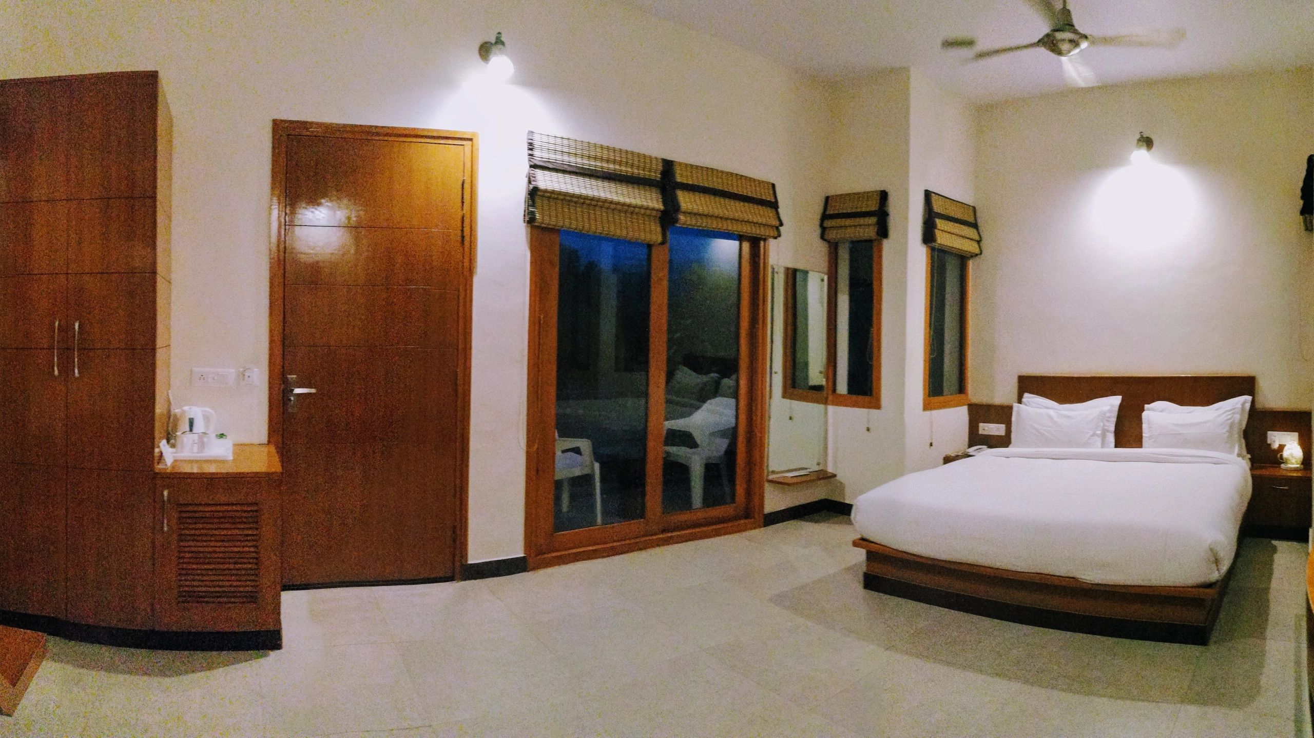 Panorama Resort In Jim Corbett