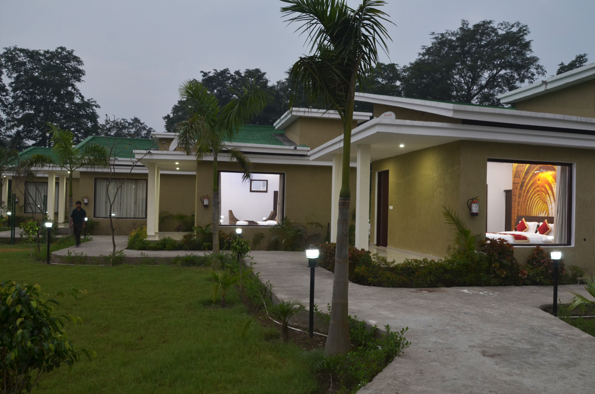 De Floresta Resort In Corbett
