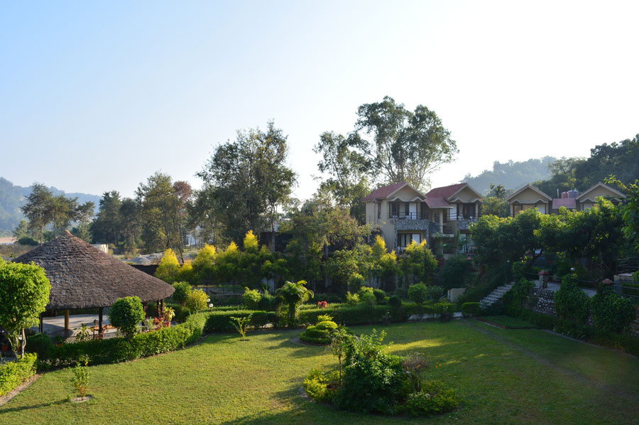 Pratiksha River Retreat in Jim corbett
