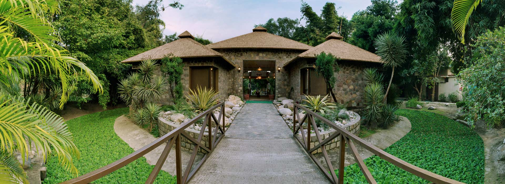 Tarangi Resort and Spa Corbett