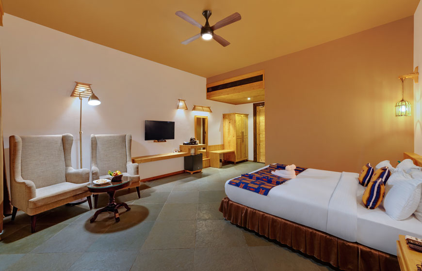 Tarangi Resort Corbett Ramnagar Uttrakhand