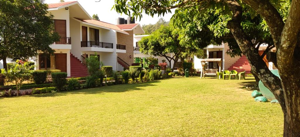 Tiger Kingdom Resort Corbett