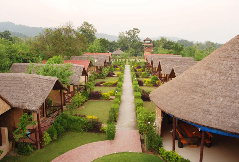 Corbett View Resort Package