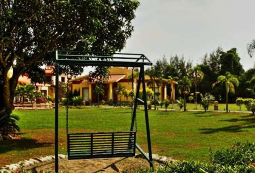 New Year package iris resort corbett