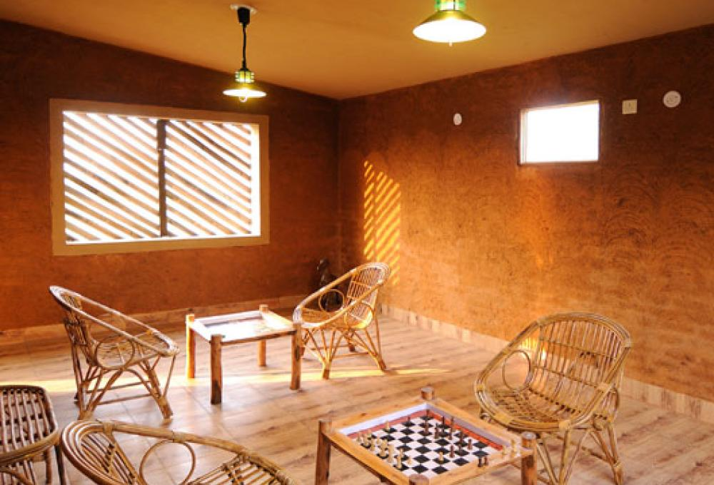 Indoor activities Adventure Resort in Corbett