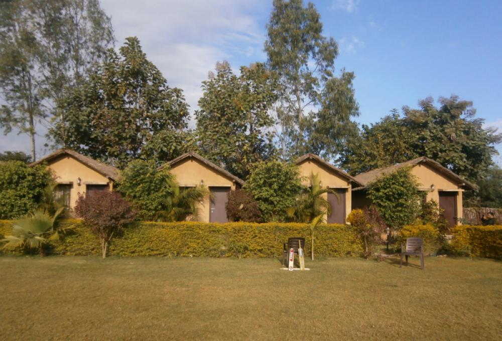 Adventure Resort in Corbett