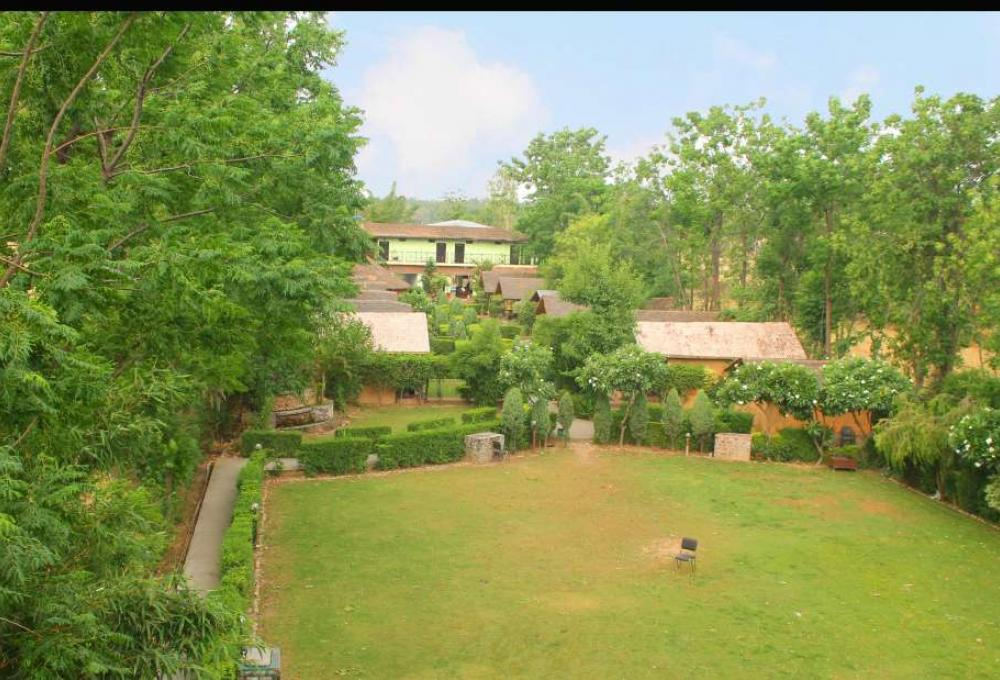 Garden Area view resort