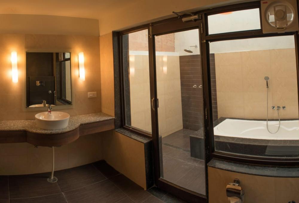 Wild Exotica Resort Jim Corbett