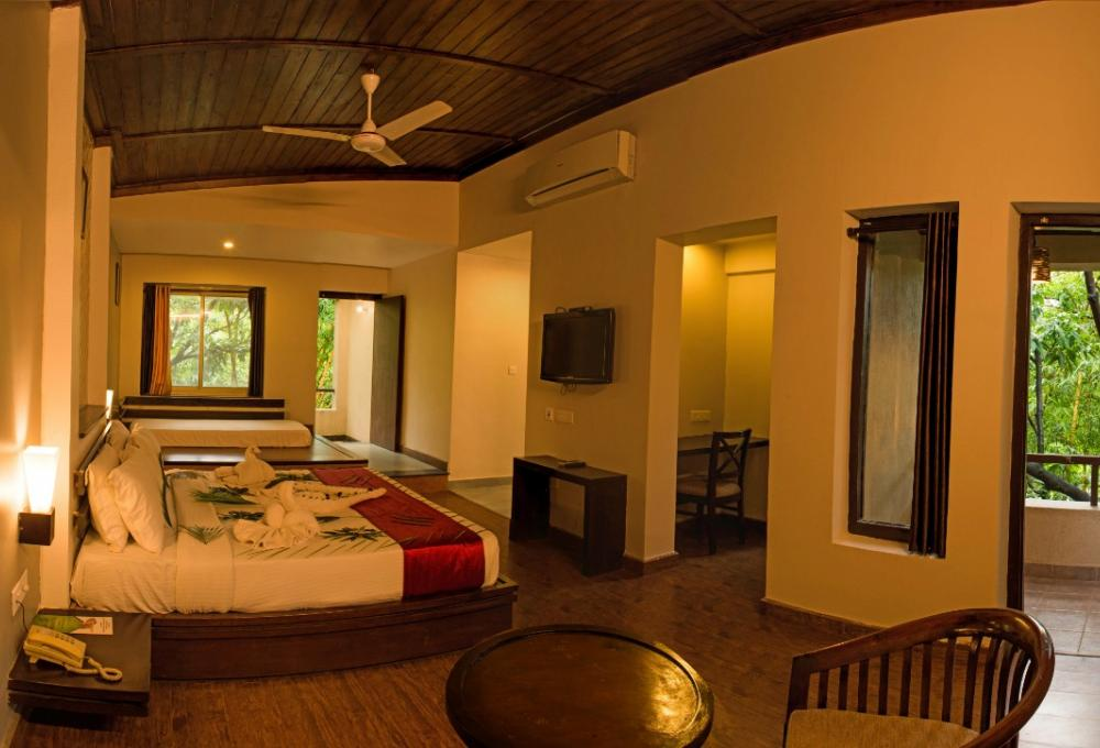 Wild Exotica Resort Dhikuli