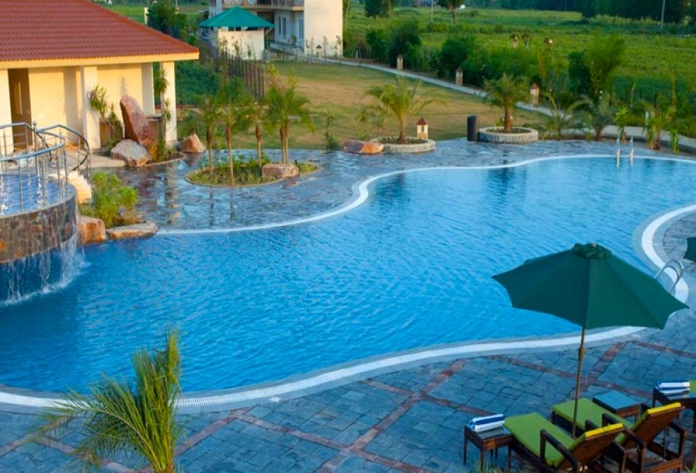 De Coracao Resort In Jim Corbett