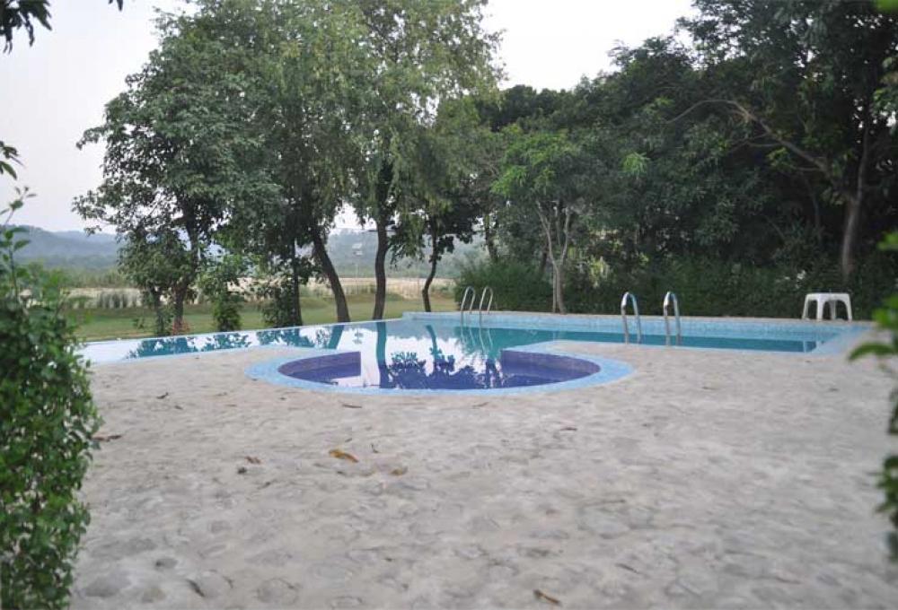 Swiming Pool Signature Corbett