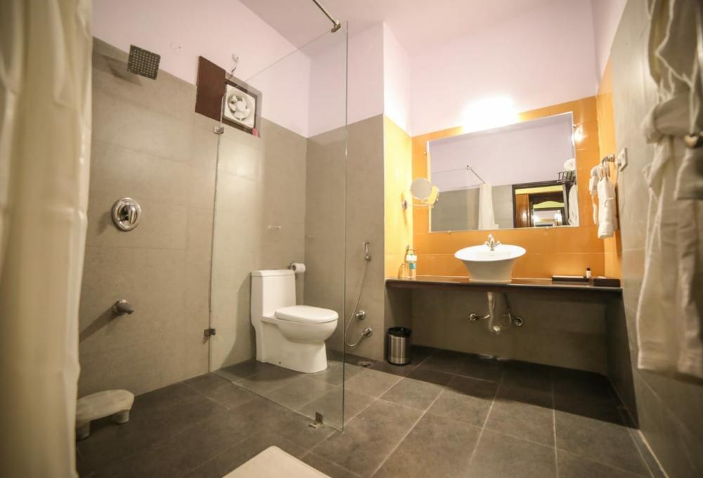 Wash Room Signature Resort