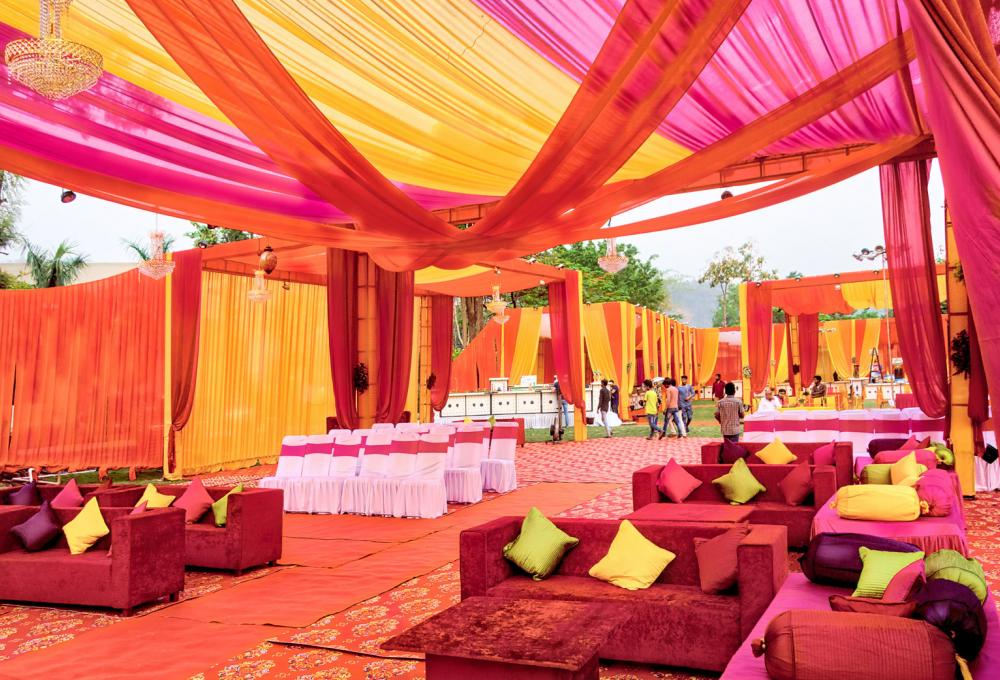 Wedding Manu Maharani Resort