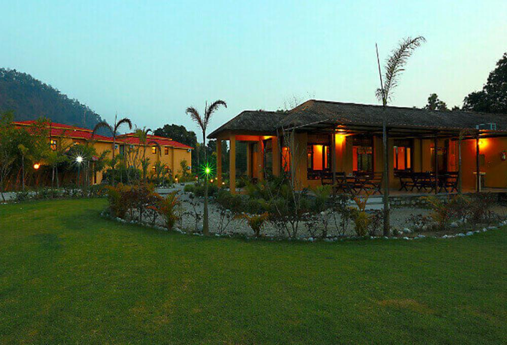 Mango Bloom Resort In Corbett