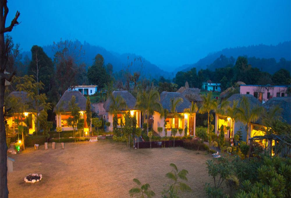 Fun Resort In Jim Corbett