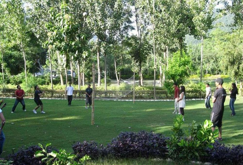 Garden Ramganga resort
