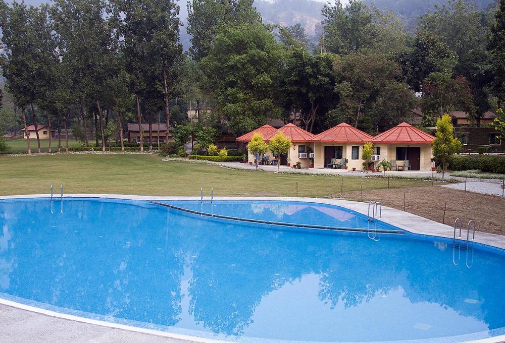 Ramganga resort In Jim Corbett