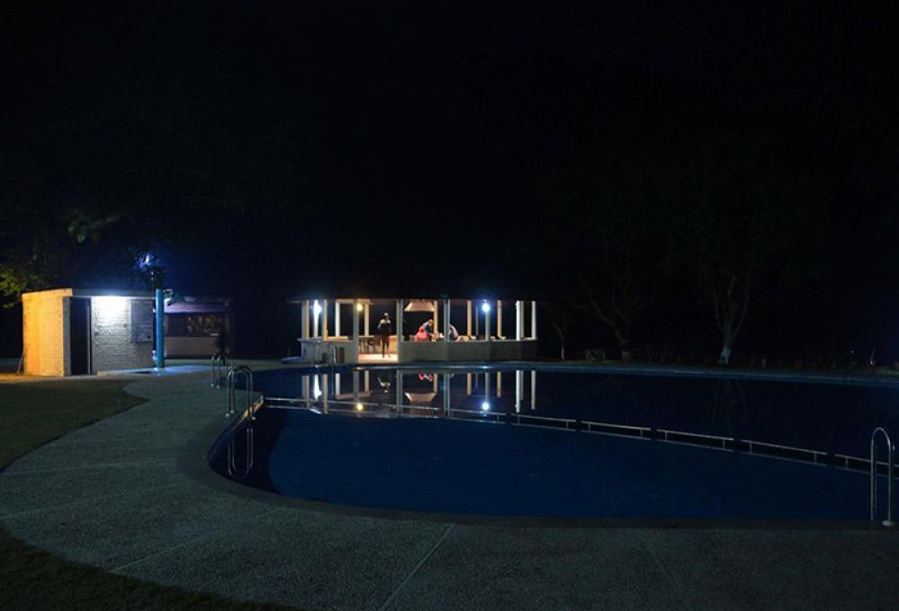 Night View Ramganga resort