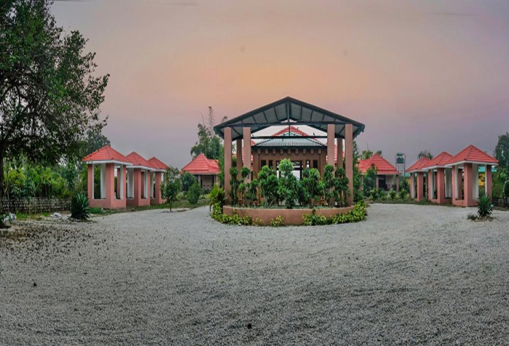 Gajraj Trails Resort Corbett