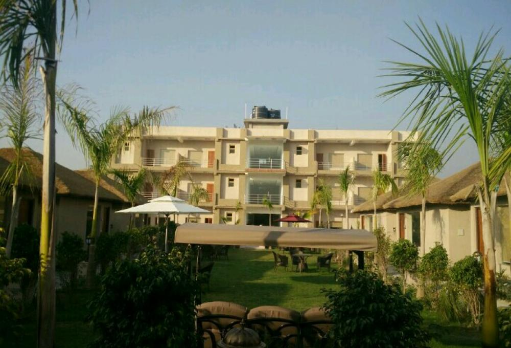 The Grand Resort In Jim Corbett