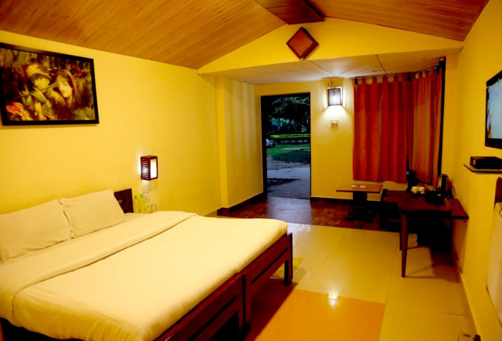 Corbett Wild Resort Jim Corbett