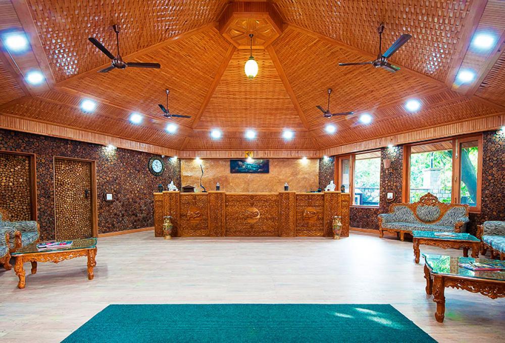 Recepton Tuskars Resort