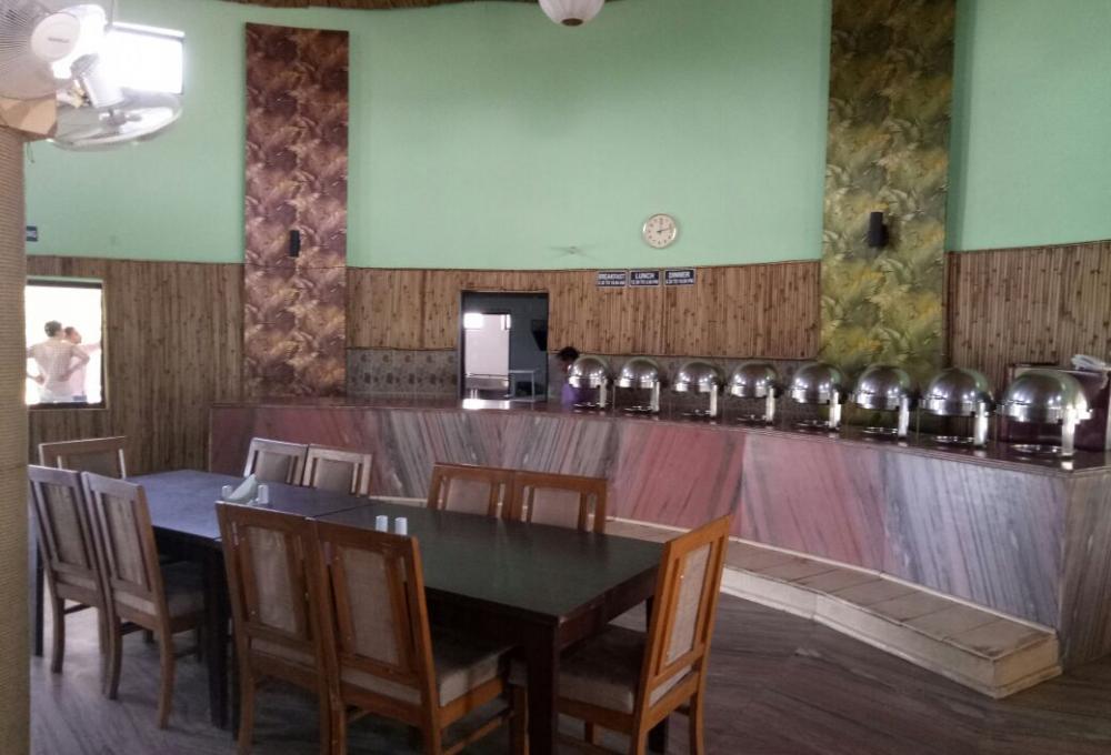 Jungle Holiday Resort in Corbett