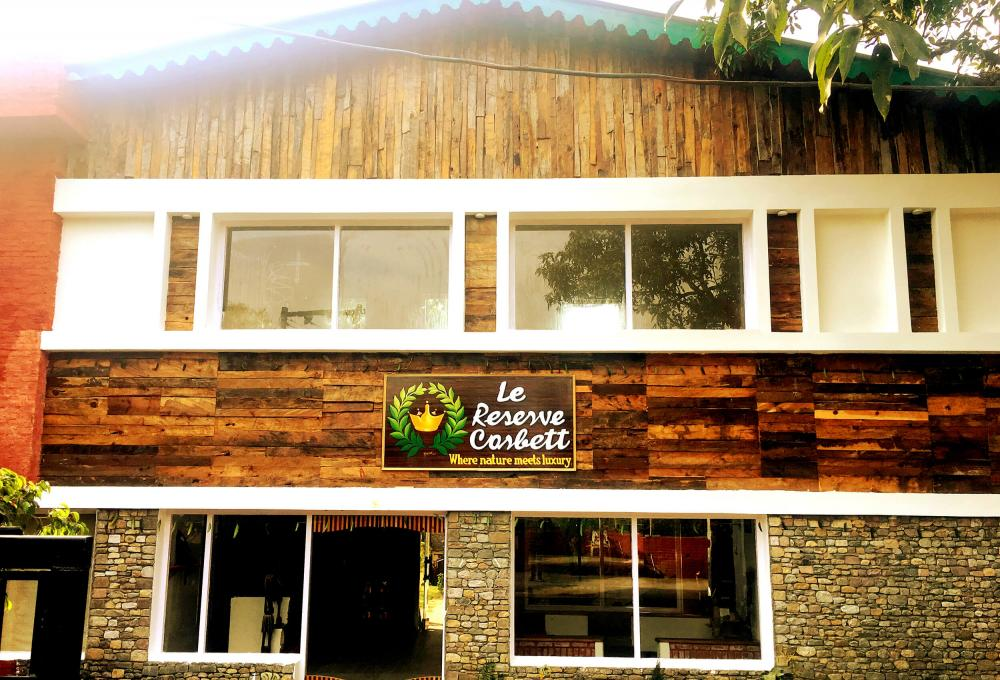 Le Reserve Resort In Corbett