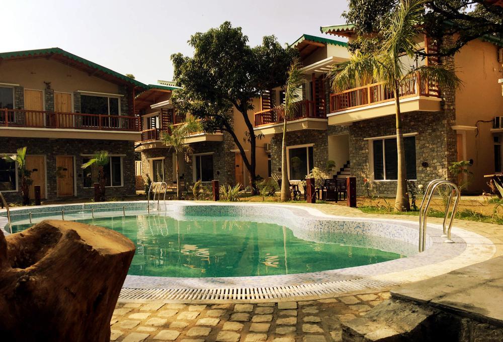 Swiming Pool Le Reserve Resort