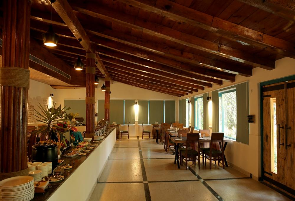 Corbett Resort