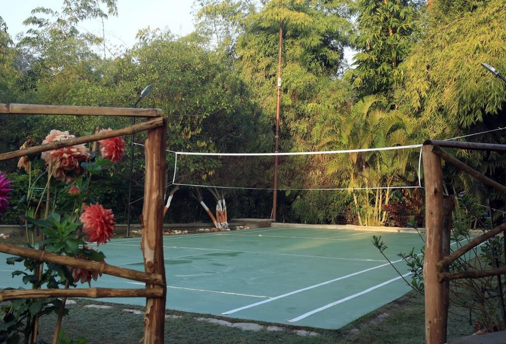 Badminton Court Acorn Resort