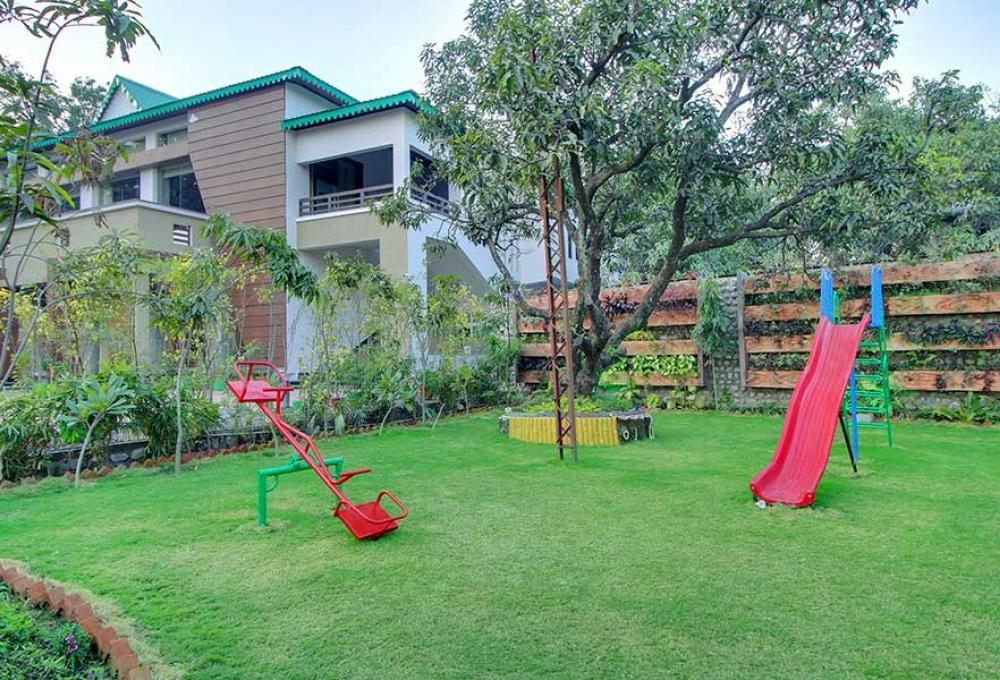 Children activities Maulik Mansion Resort