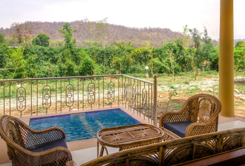 Aura resort In Corbett