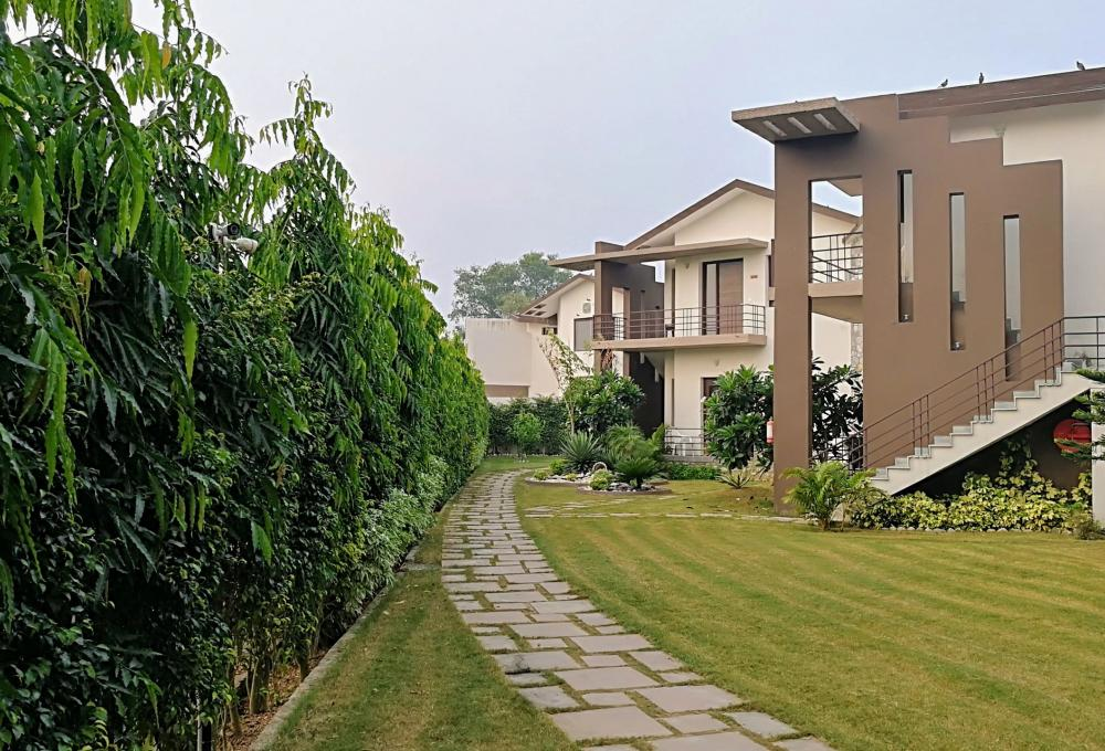 Corbett Panorma Resort