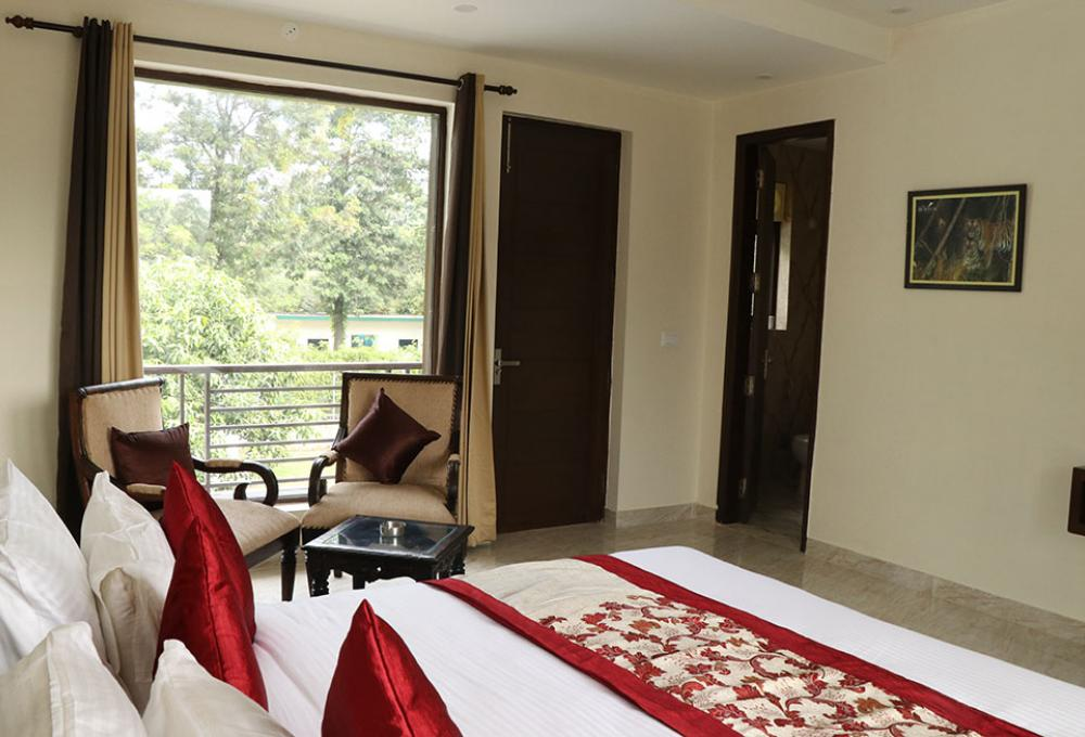 Atulya resort in jim corbett