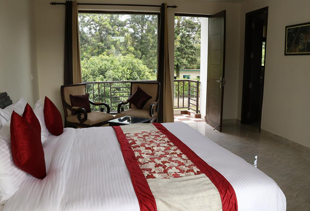 Premium Cottage Atulya Resort Corbett