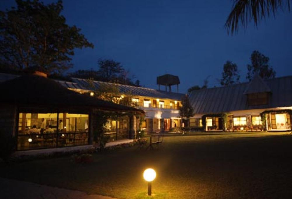 Country in Resort Jim Corbett