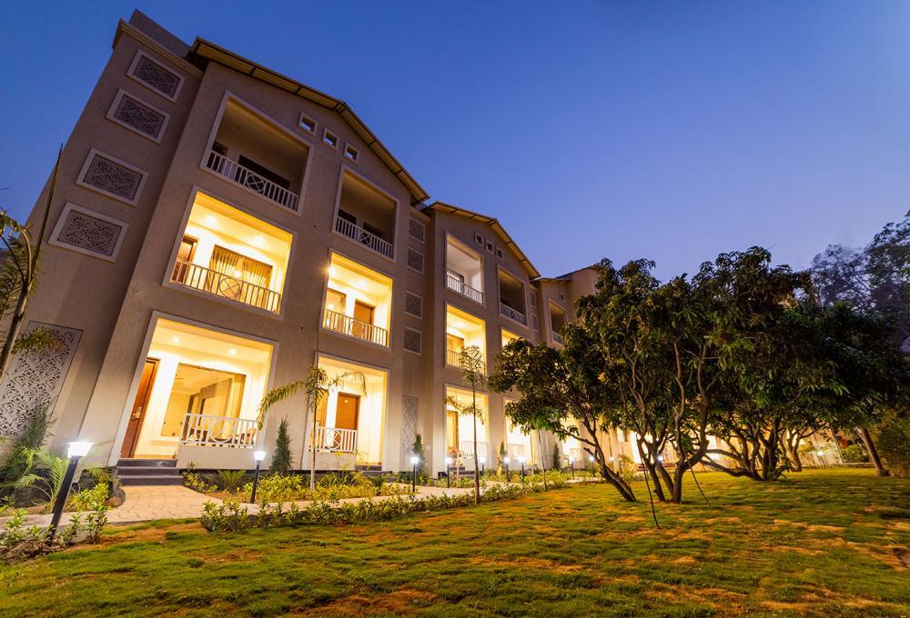 La Savanna resort In Ramnagar