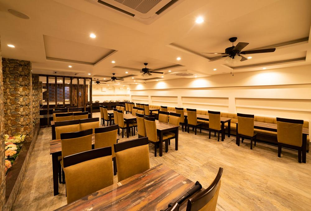 Restaurant La Savanna Resort