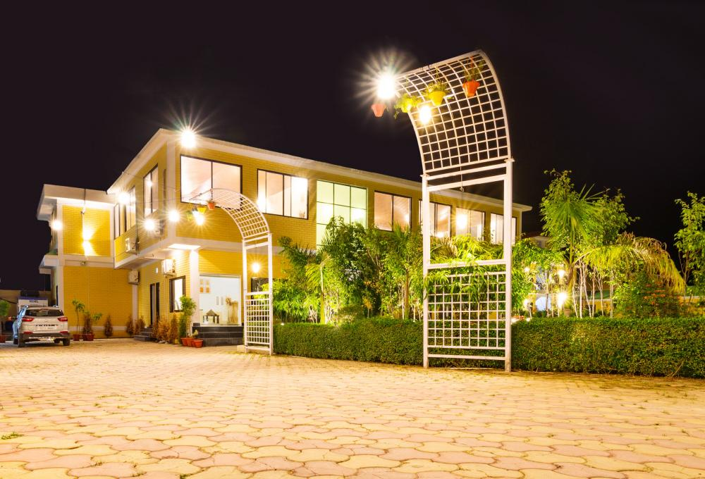 D Hotel And Resort in jim Corbett